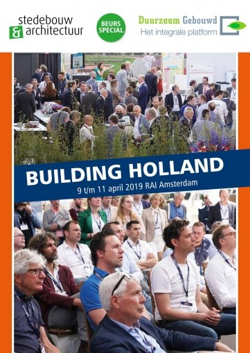 - Building Holland Special 2019