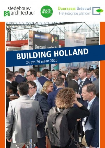 - Building Holland Special 2020