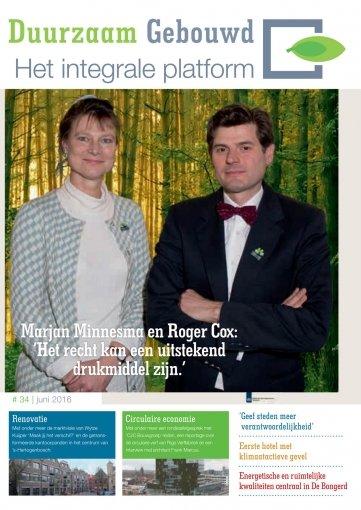 - Duurzaam Gebouwd Magazine #34