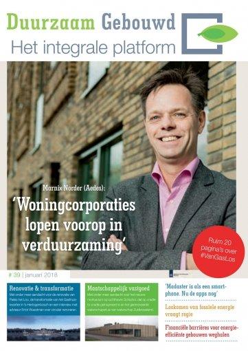 - Duurzaam Gebouwd Magazine #39