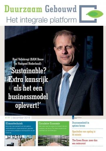 - Duurzaam Gebouwd Magazine #41