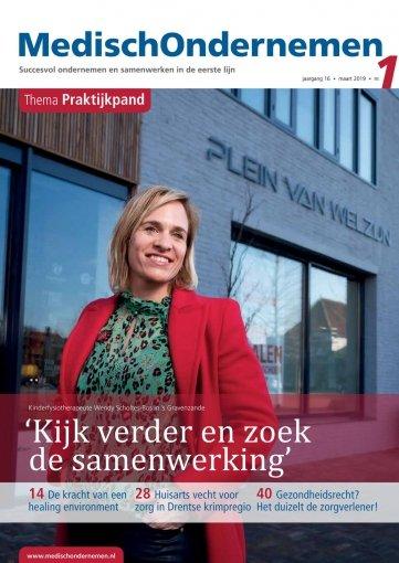 - MedischOndernemen #1 2019