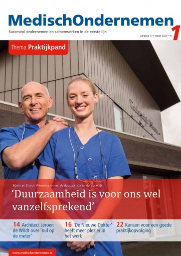 - MedischOndernemen #1 2020