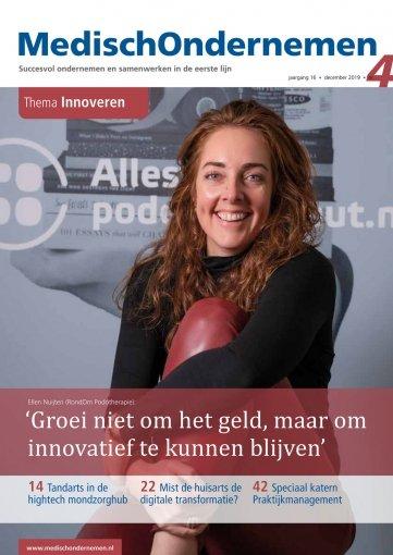 - MedischOndernemen #4 2019