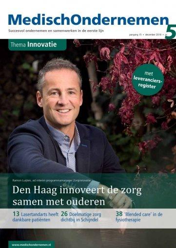 - MedischOndernemen #5 2018