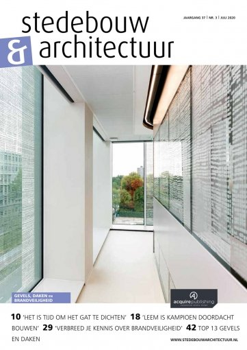- Stedebouw & Architectuur #3 2020