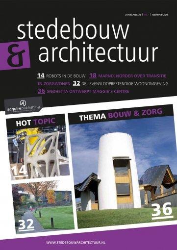 - Stedebouw en Architectuur #1 2015