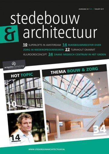 - Stedebouw en Architectuur #1 2017