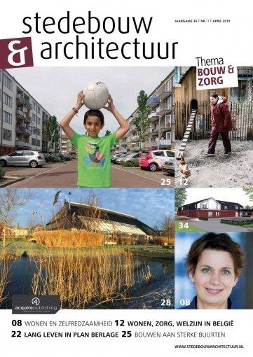 - Stedebouw en Architectuur #1 2019