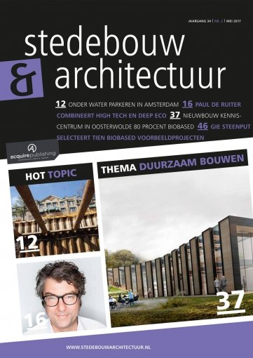 - Stedebouw en Architectuur #2 2017