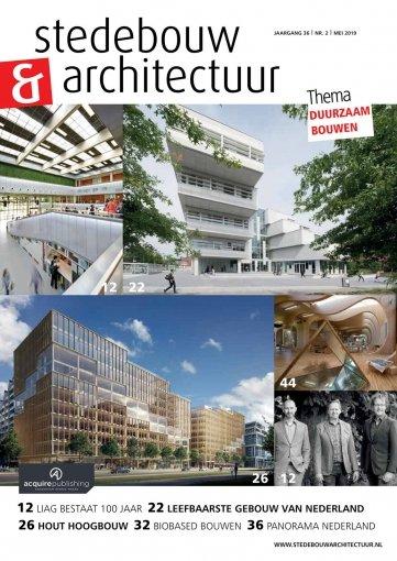 - Stedebouw en Architectuur #2 2019