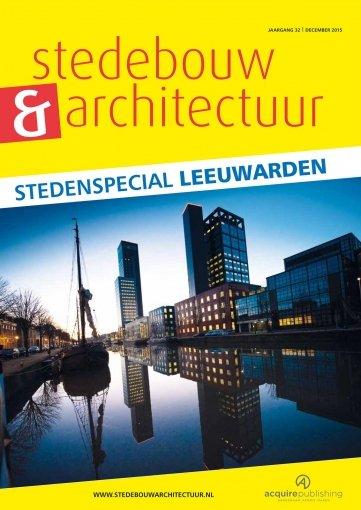 - Stedebouw en Architectuur 2015