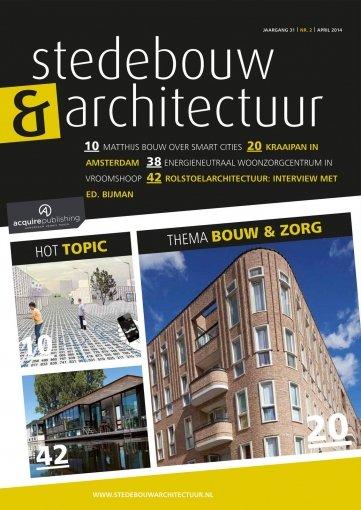 - Stedebouw en Architectuur #3 2014