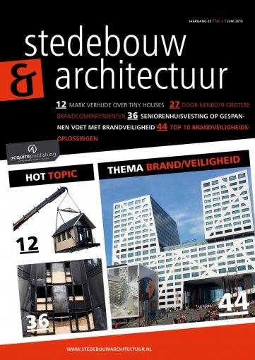 - Stedebouw en Architectuur #3 2016