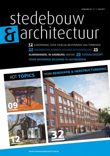 - Stedebouw en Architectuur #4 2013