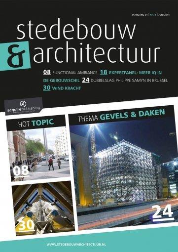 - Stedebouw en Architectuur #4 2014