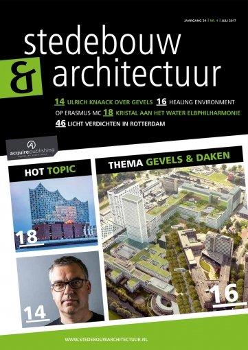 - Stedebouw en Architectuur #4 2017