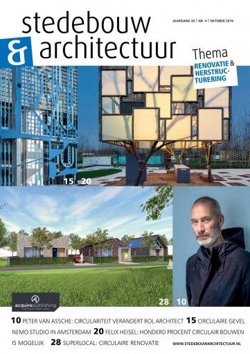 - Stedebouw en Architectuur #4 2019