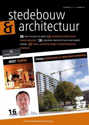 - Stedebouw en Architectuur #5 2017