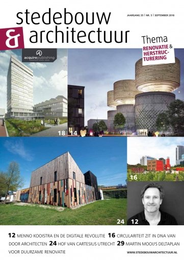 - Stedebouw en Architectuur #5 2018
