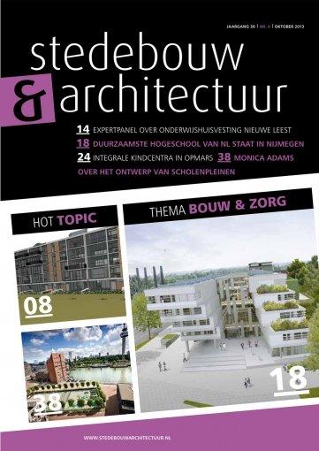 - Stedebouw en Architectuur #6 2013