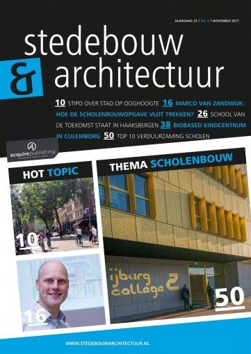 - Stedebouw en Architectuur #6 2017