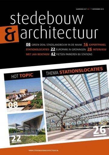 - Stedebouw en Architectuur #7 2013