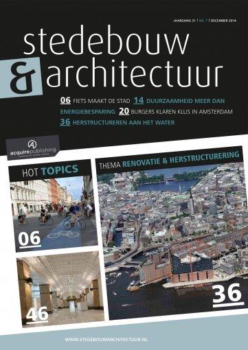 - Stedebouw en Architectuur #8 2014