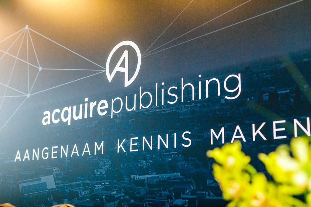 AcquirePublishing blijft verbinden, ook tijdens de coronacrisis