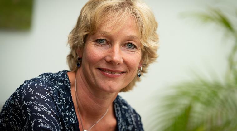 Cindy Gerhardt genomineerd als Changemaker