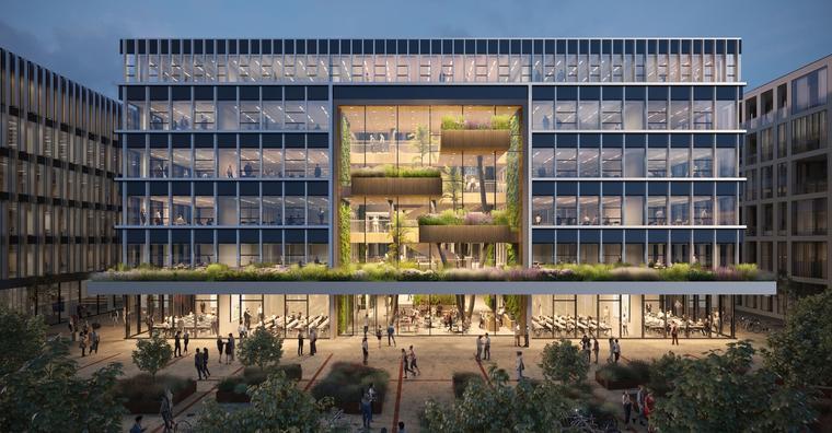 Erasmus Universiteit Rotterdam investeert in nieuw multifunctioneel onderwijsgebouw