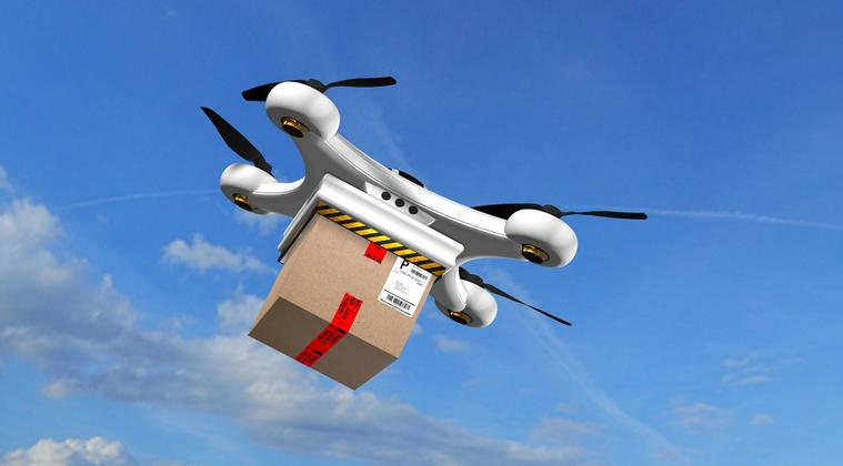 High Tech Campus Eindhoven wordt eerste living lab voor autonome drones in Europa