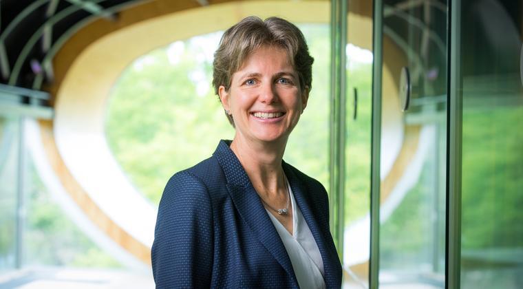 """Marijke Weustink (EUR): """"Een lege campus geeft eigenlijk nog steeds veel werk"""""""