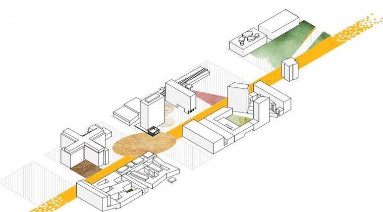 Universiteit Utrecht presenteert stedenbouwkundige visie USP Centrum en Oost