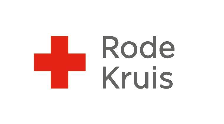 Wij ondersteunen samen de COVID-19 campagne van het Rode Kruis