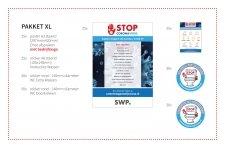 - Campagne pakket XL - inclusief logo vermelding