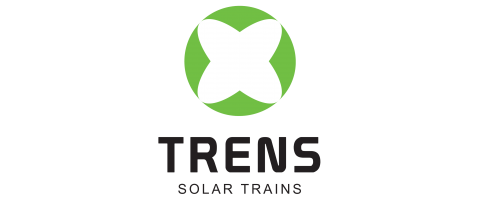 Logo Trens Solar Trains