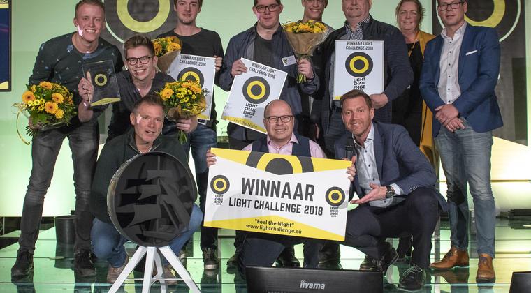 Winnaars Light Challenge 2018 blikken terug