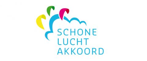 Logo Schone Lucht Akkoord