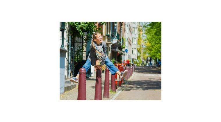 Annemieke Molster, auteur van 'Loop!'